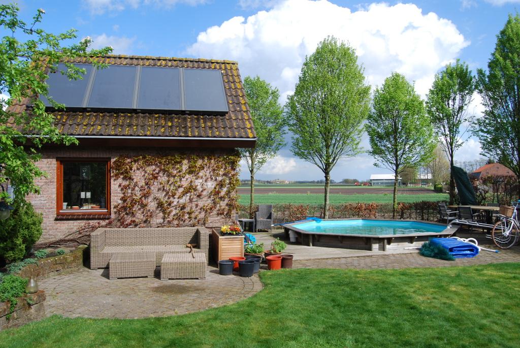 Zwembad warmtewisselaar for Warmtewisselaar zwembad